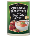 Crosse And Blackwell Cream of Tomato Soup 400g