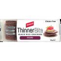 Fantastic ThinnerBite Black Rice Crackers Original 100g