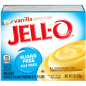 Jell-O Pudding-Instant Vanilla Sugar Free Fat Free 28g