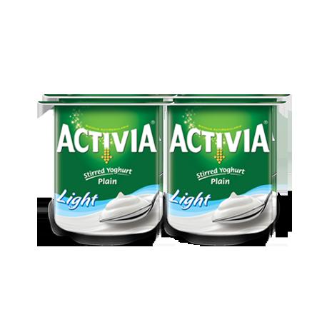 Activia Stirred Yoghurt Lite 125g