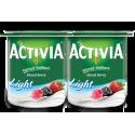 Activia Stirred Yoghurt Mix Berry Light 4x120g
