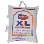 Country XL Long Indian Basmati Rice 1kg