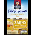 Quaker Oats So Simple Golden Syrup Porridge 10 Sachets 360g