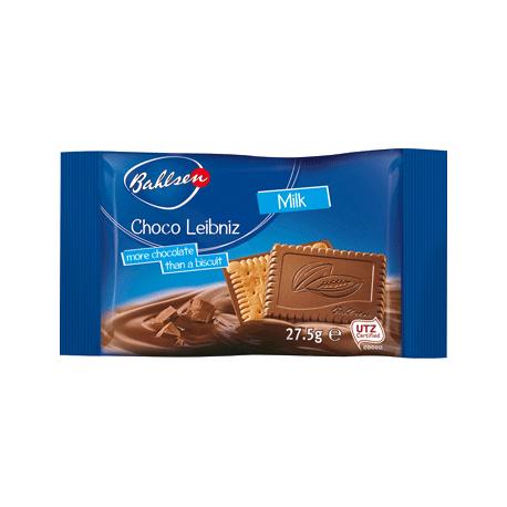 Bahlsen Choco Leibniz Milk Buscuit Snack Pack 27.5g