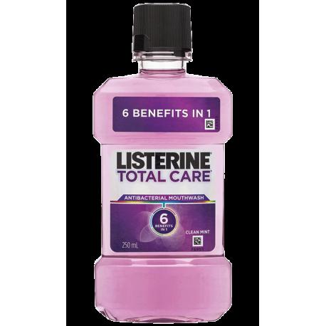 Listerine Total Care Milder Taste Mouthwash 250ML
