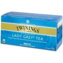 Twinings Lady Grey Tea Light FLavour 25 Teabags