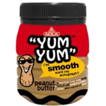 Yumyum Smooth Peanut Butter 400g