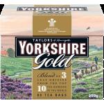 Yorkshire Gold Blend 100 Tea Bags
