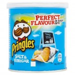 Pringles Salt & Vinegar 40 g