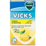 Vicks Lemon & Menthol 40g