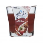 Glade Apple Cinnamon Candle 113g