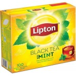 Lipton Black Tea With Mint 100bags