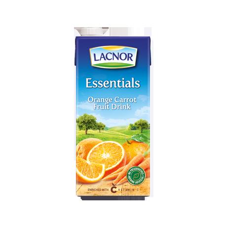 Lacnor Orange Carrot Nectar 1L