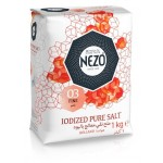 Nezo Iodized Table Salt 1kg