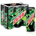 Mountain Dew 6x355ml Pack