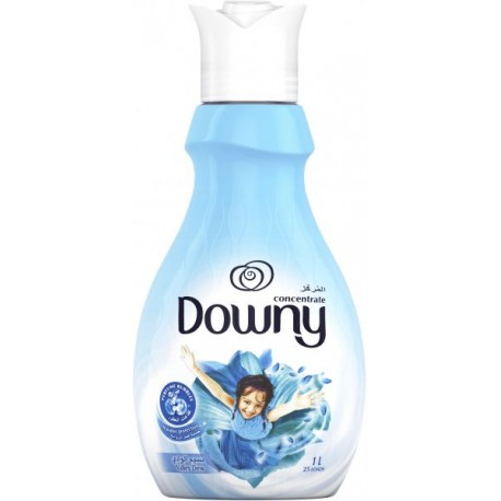 Downy Concentrate Valley Dew Fabric Softener 1L