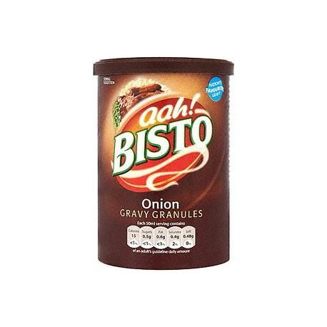 Bisto Onion Gravy Granules 170g
