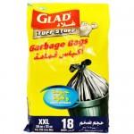 Glad Tuff Stuff XXL 100cmx125cm Garbage Bags 220L
