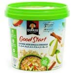 Quaker Good Start Oatmeal With Apple & Cinnamon 50g