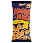 Lorenz Monster Munch Cheese Crispy Potato Snack 75g