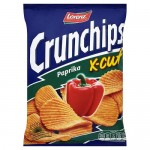 Lorenz Crunchips X-Cut Paprika 85g
