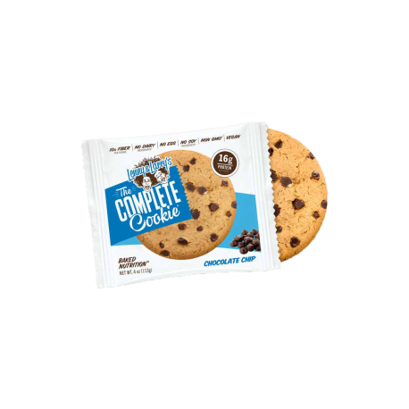 Lenny & Larry Chocolate Chip Cookies 113gm