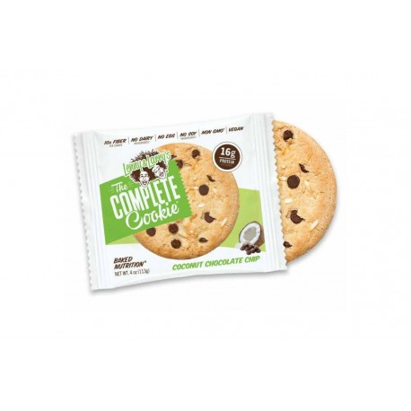 Lenny & Larry Coconut Chocolate Chip Cookies 113gm