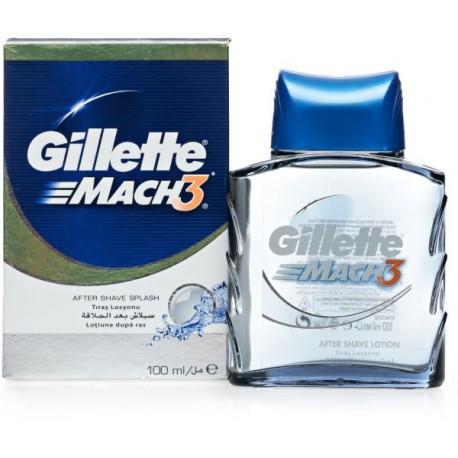 Gillette Mach3 After Shave Splash 100ml