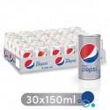 Pepsi Diet Mini Cans 30x155ml