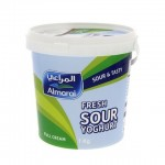 Almarai Full Cream Fresh Sour Yoghurt 1KG