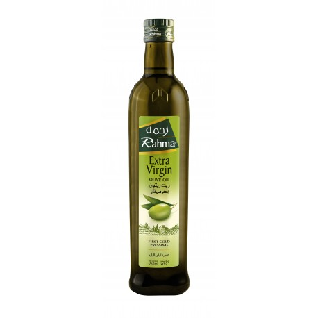 Rahma Extra Virgin Olive Oil 250ml Glass
