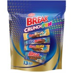 Tiffany Wafer Break 390g Pouch Crunch Fun