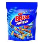 Tiffany Wafer Break 384g Pouch Mini Fun