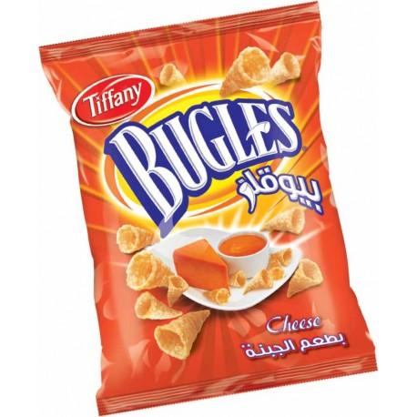Tiffany Bugles Cheese 145gm