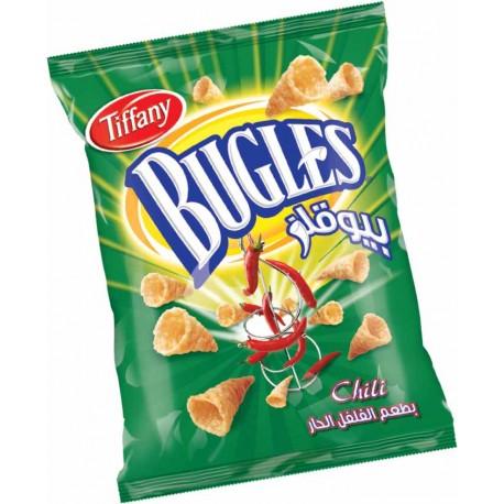 Tiffany Bugles Chilli 145g