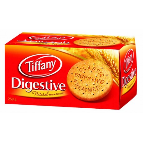 Tiffany Digestive Natural 250gm