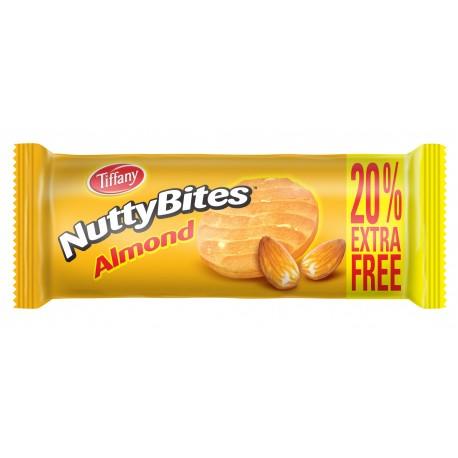 Tiffany Bites Almond 90gm