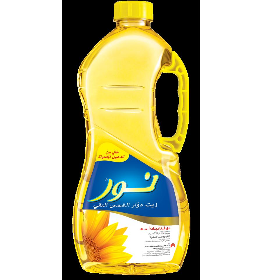 Noor Sunflower Oil 1.8L from SuperMart.ae