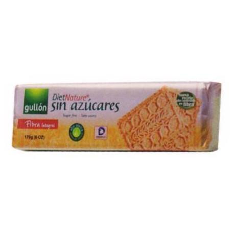 Gullon Sugar Free Fibra Diet Nature Biscuits 170gm
