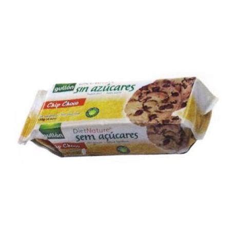 Gullon Sugar Free Chip Choco Diet Nature Cookies 125gm