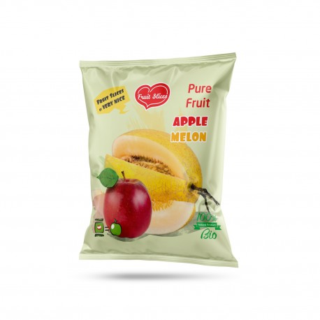 Apple Fruit Bar with Melon Flavor 300gm