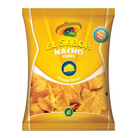 El Sabor Nachos Cheese 100gm