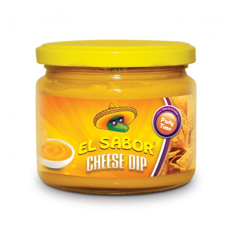 El Sabor Dip Cheese 300gm