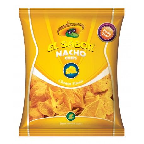 El Sabor Nachos Cheese 225gm