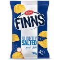 Tiffany Crinkled salt Potato Chips 100g