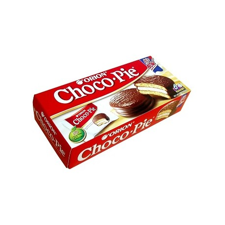 ORION CHOCO-PIE 28GRX6