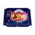 London Dairy Minis Almond+Caramel Biscuit+B.Cream 6 X60 ml