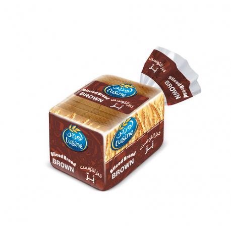 Lusine Sliced Brown Bread 275gm