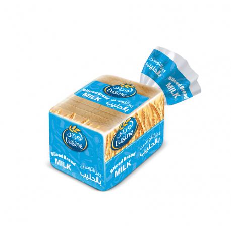 Lusine Sliced Milk Bread 275gm