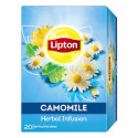 Lipton Herbal Infusion Camomile 20 Tea Bags
